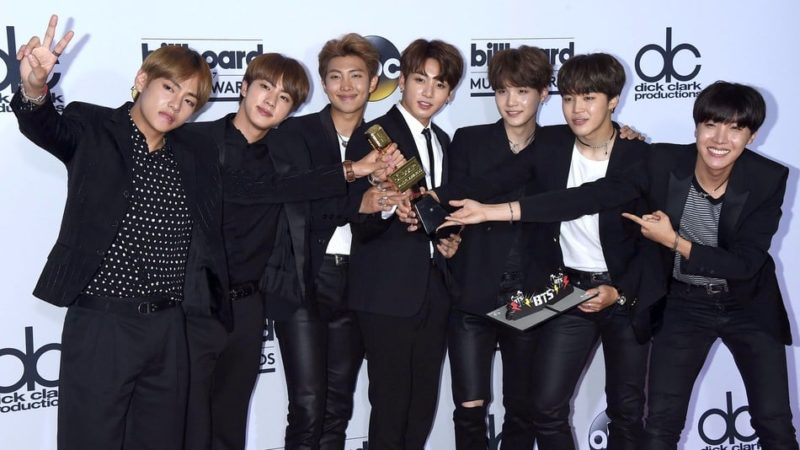 BTS's Rap Monster Talks About Their Win At Billboard Music Awards, Their Next Goal, And Which Group They Look Up To