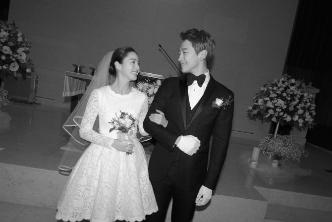 Kim Tae Hees Agency Confirms Actresss Pregnancy