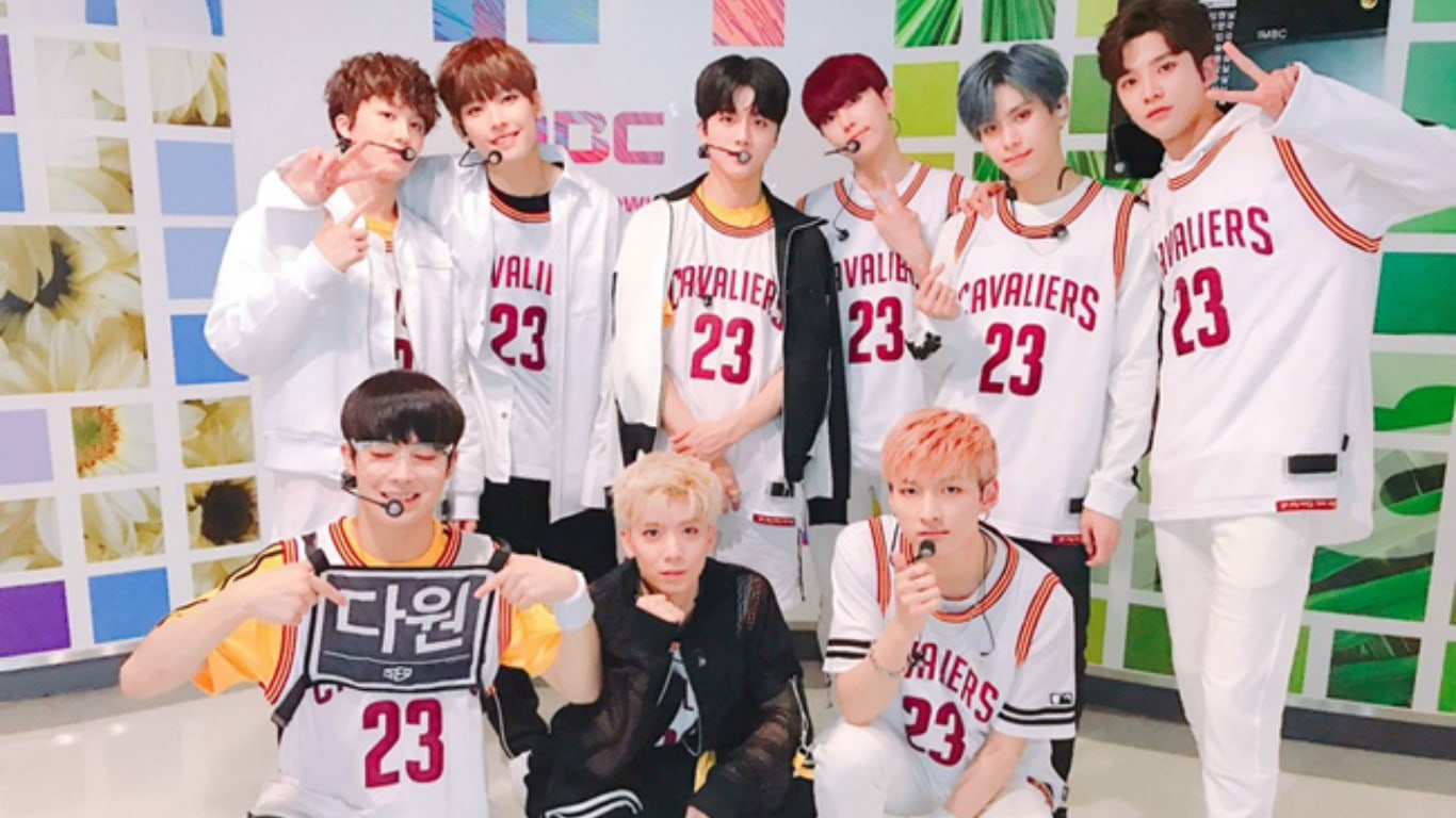 """SF9 To Kick Off Special Promotions With """"Watch Out"""" On SBS MTV's """"The Show"""""""