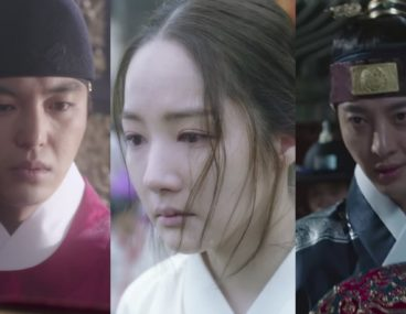 Queen for 7 Days Yeon Woo Jin Park Min Young Lee Dong Gun