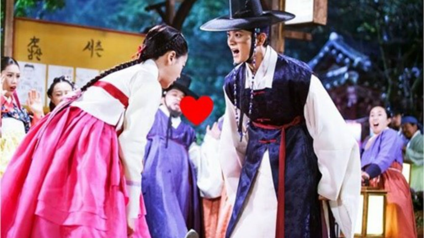"SBS's ""My Sassy Girl"" Shows Rising Tension Between Oh Yeon Seo And Joo Won In New Stills"