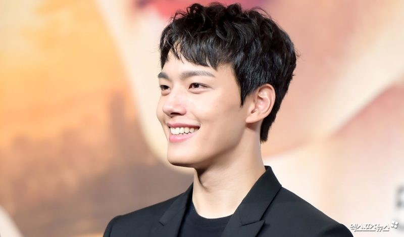 Yeo Jin Goo Shares About His Ideal Type, Alcohol Tolerance Level, And Love For Food