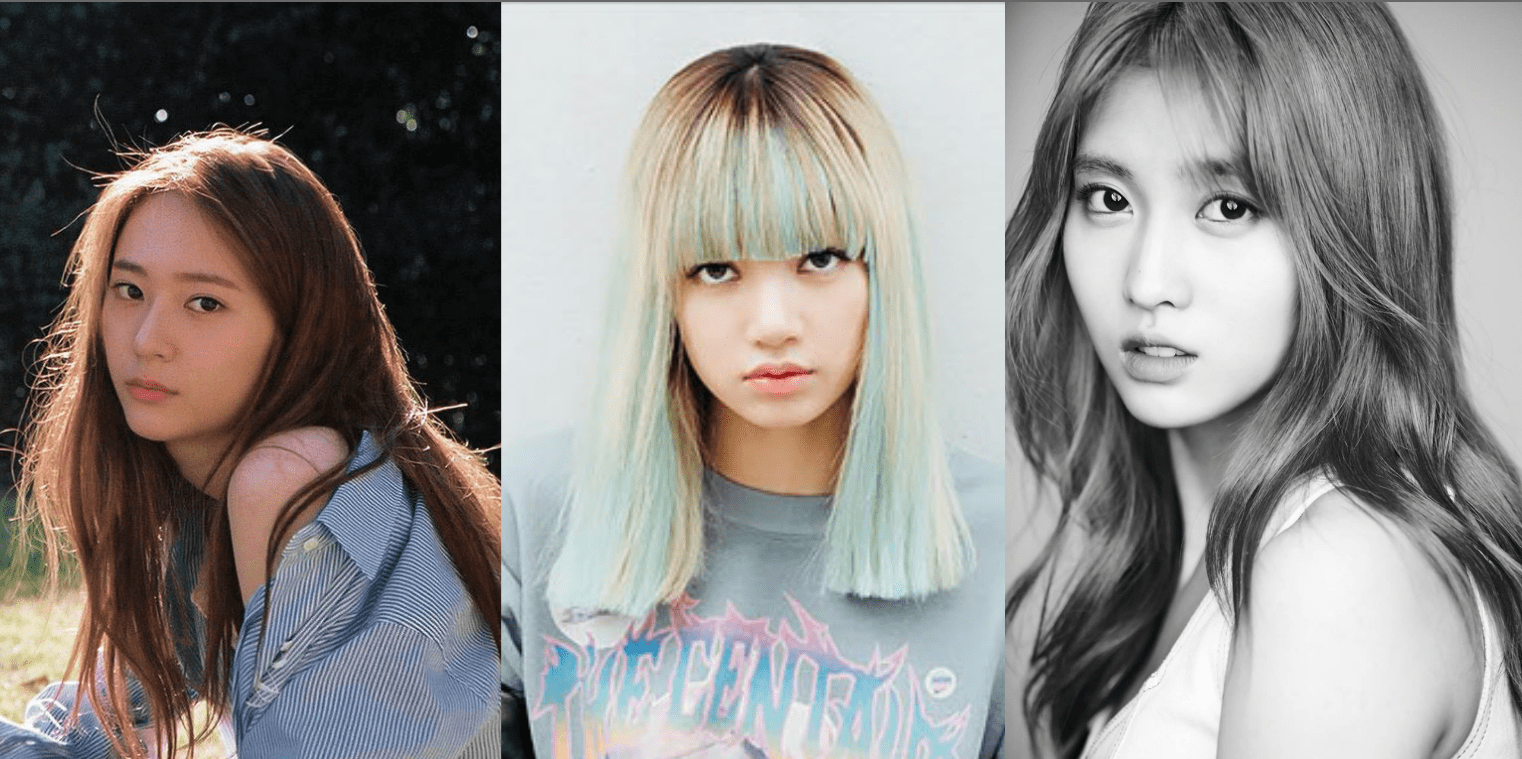 Shes All That: Top 10 K-Pop Idol Girl Crushes