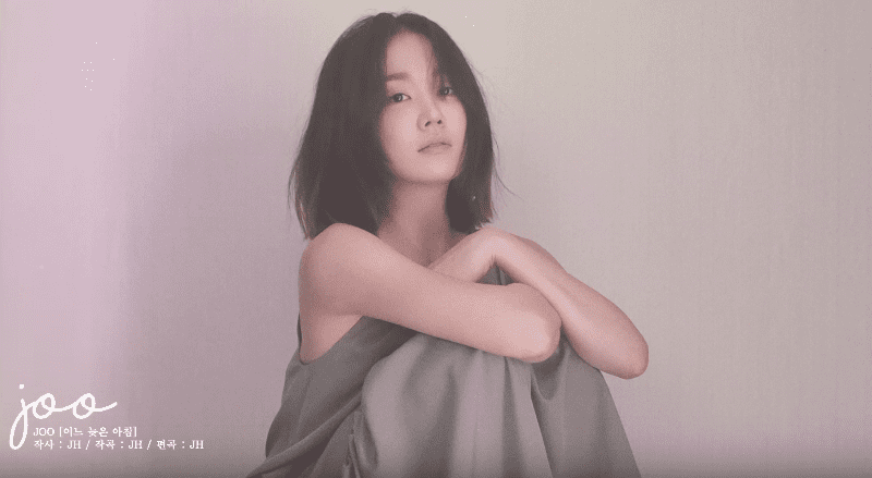 "Listen: JOO Displays Her Sweet Vocals In Long Preview Of ""Late In The Morning"""