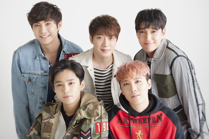 FTISLAND Confirms Their New Logo + Min Hwan Shares Thoughts On 10th Anniversary