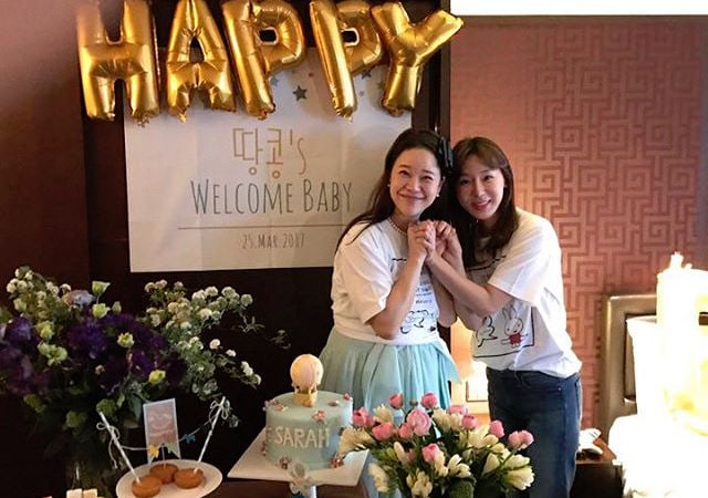 Lee Ji Hye Shares How New Mother Baek Ji Young And Her Child Are Doing