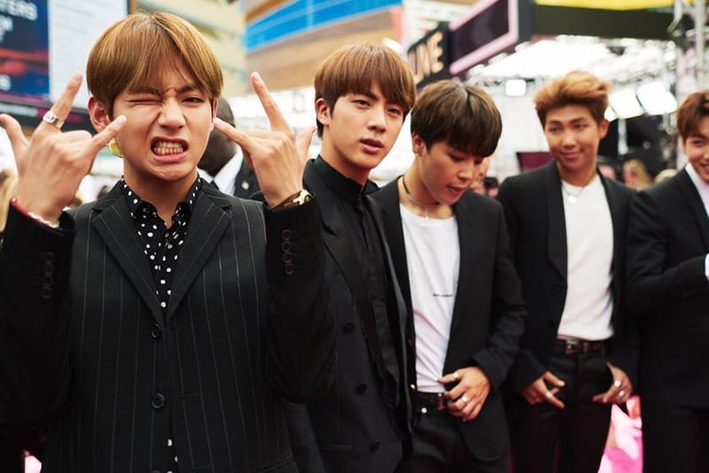 14 Perfectly Unforgettable BTS Moments From The 2017 Billboard Music
