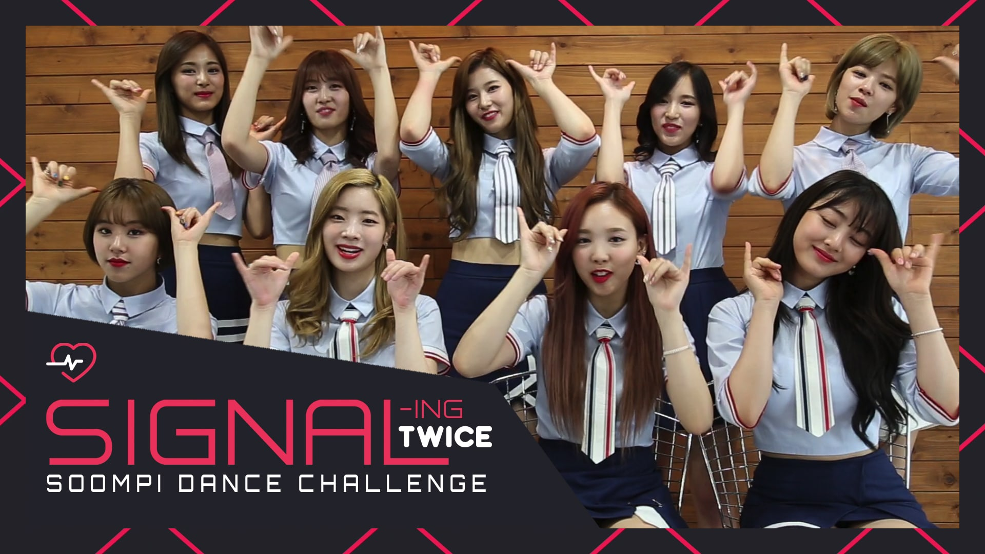 "Calling All TWICE Fans! Join Our TWICE Dance Challenge: ""SIGNAL-ing TWICE"""