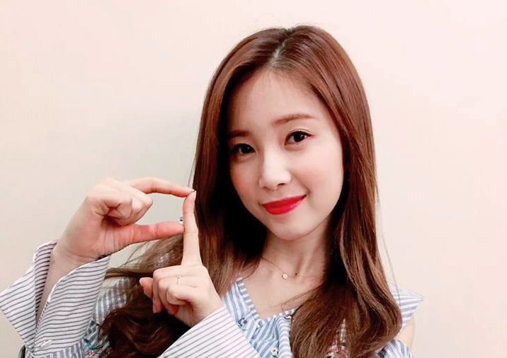 """APRIL's Chaekyung, A Former """"Produce 101"""" Trainee, Reveals The Hardest Part About Competing On The Show"""