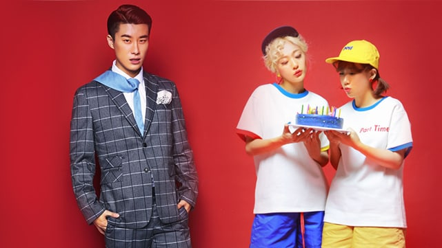 """Watch: San E Thanks Bolbbalgan4 For Success Of Chart Topping Track """"Mohae"""" + Making Video"""