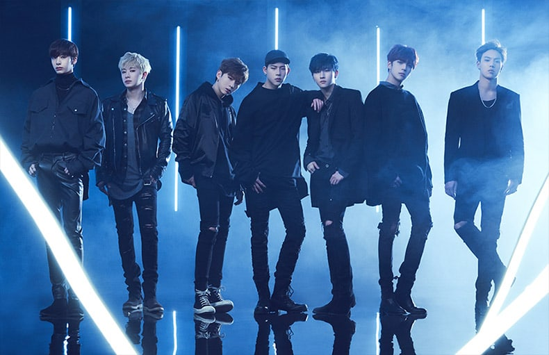 MONSTA X's Japanese Debut Single Shows Outstanding Performance On Music Charts