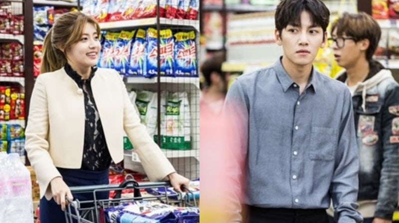 Nam Ji Hyun And Ji Chang Wook Behave Like Newlyweds In Latest Suspicious Partner Stills