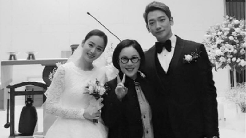 Makeup Artist Jung Saem Mool Shares Rains Sweet Reaction To His Bride Kim Tae Hee