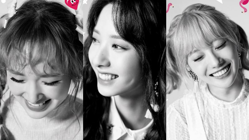 Cosmic Girls Members Are All Smiles In First Teaser Images For Happy Moment