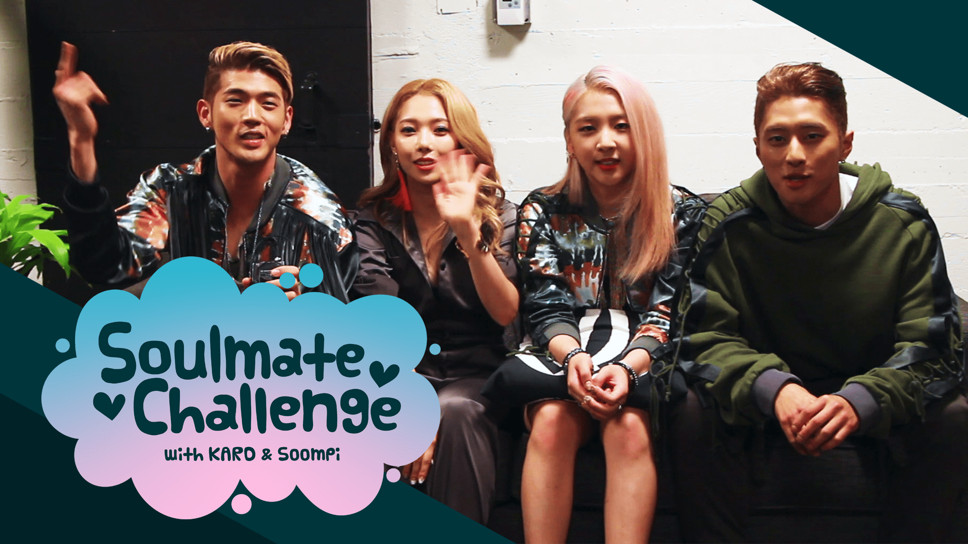 QUIZ: K.A.R.D Challenges YOU To Take The Soulmate Challenge