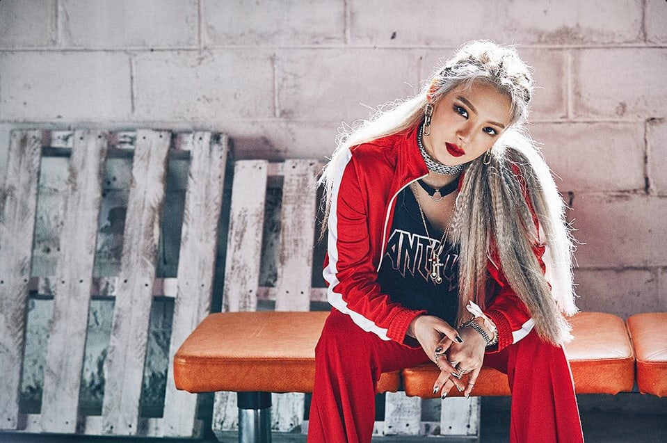 Watch: Girls Generations Hyoyeon Makes A Fierce Entrance In Teaser For Wannabe MV (Featuring San E)