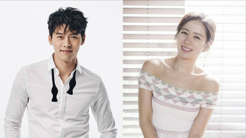 Hyun Bin And Son Ye Jin Confirmed For New Crime Thriller Film