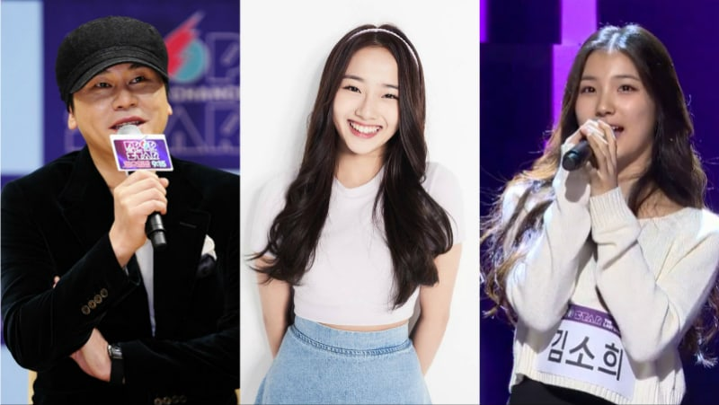 "Kriesha Chu Talks About Yang Hyun Suk And Fellow ""K-Pop Star 6"" Contestant Kim Sohee"