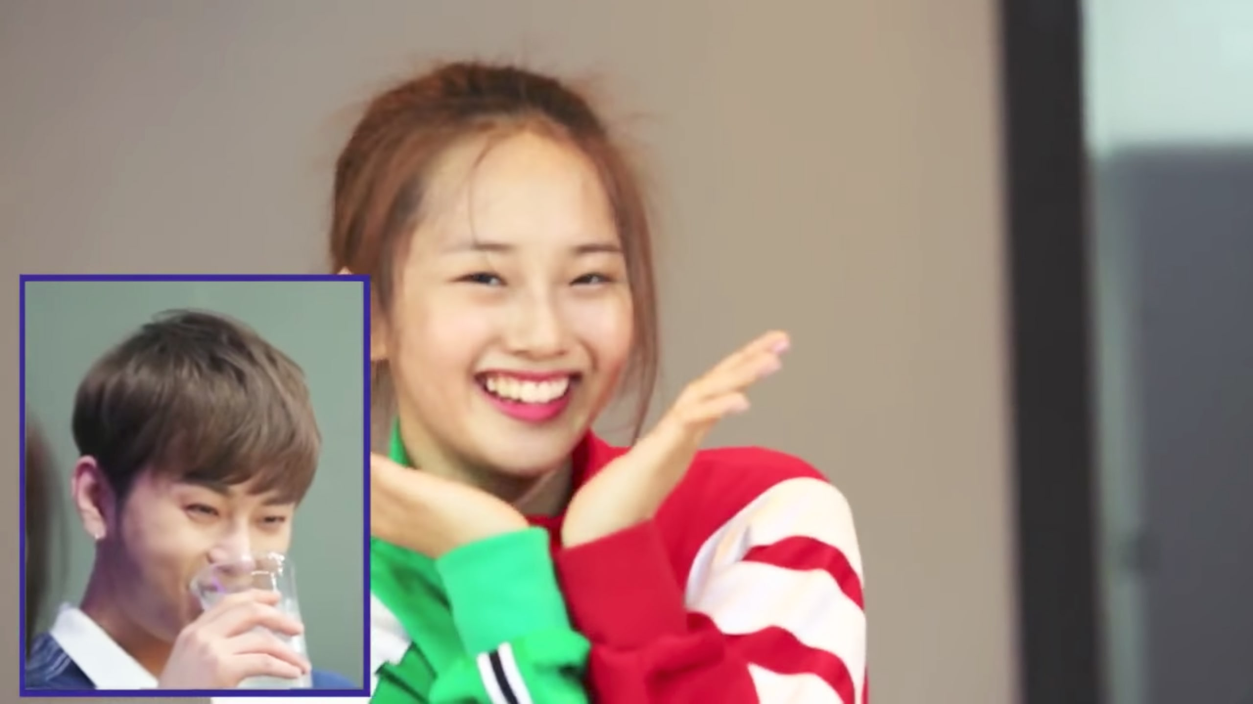 Watch: Highlights Yong Junhyung Reacts To Kriesha Chus Dance Cover Of Highlights Plz Dont Be Sad