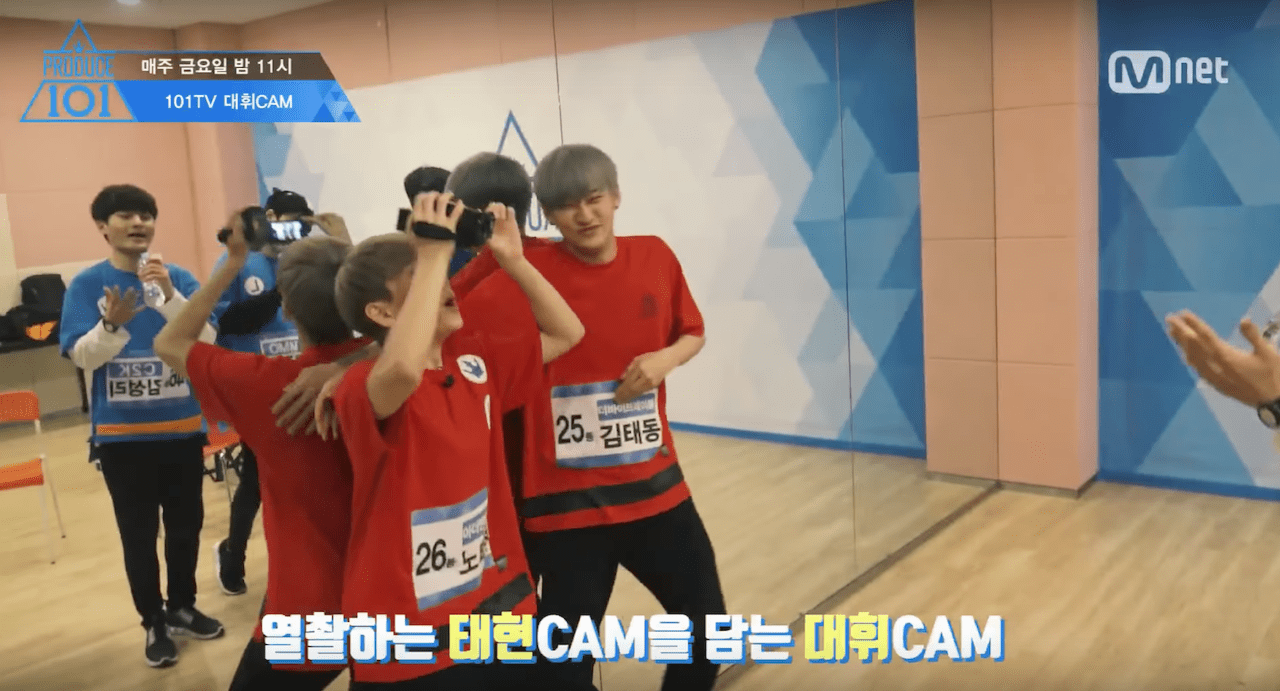 """Watch: """"Produce 101 Season 2"""" Trainees Work Hard And Play Hard In Self-Recorded Backstage Videos"""