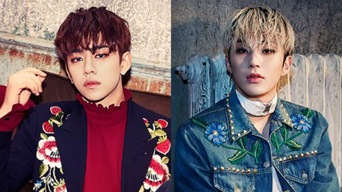 B.A.P Announces Daehyun And Jongups Upcoming Project Album
