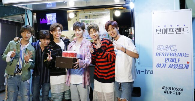 Boyfriend Celebrates 6th Anniversary Ahead Of Long-Awaited Comeback