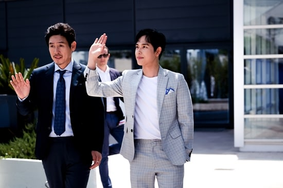 Im Siwan Opens Up About His Overwhelming Experience At Cannes Film Festival