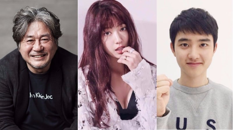 Park Shin Hye Reflects On Her Experiences Working With Choi Min Sik And EXO's D.O.