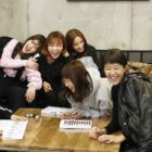 """Gong Minzy Says Goodbye To Unnies Of """"Sister's Slam Dunk Season 2"""" Ahead Of Final Episode"""