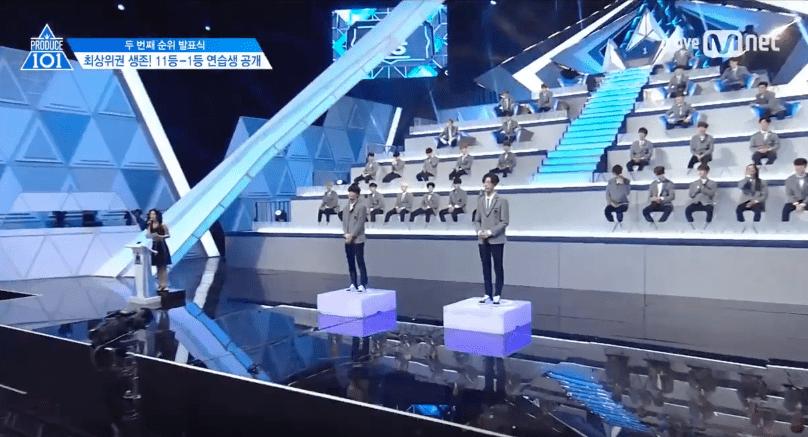 """""""Produce 101 Season 2"""" Announces Top 35 + Reveals Tentative Group Lineups For Next Challenge"""