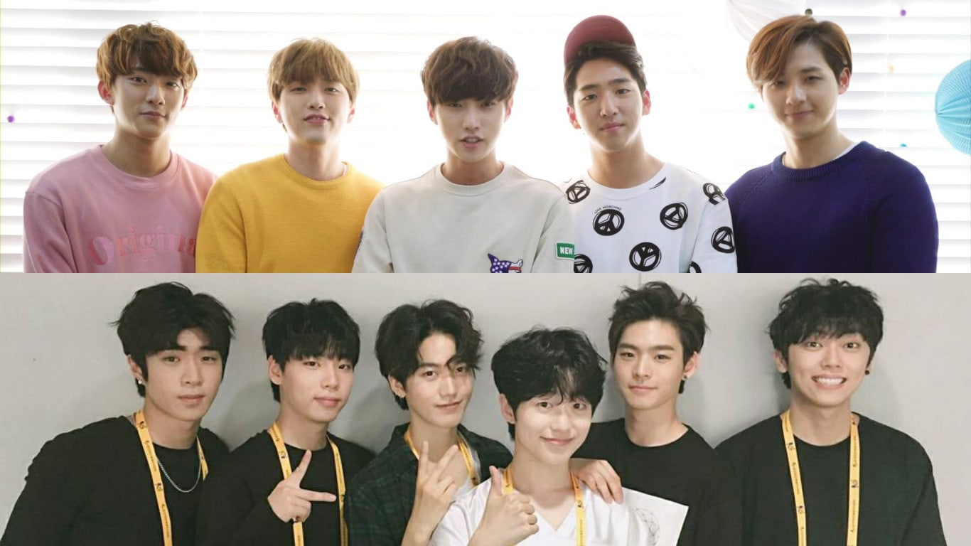 B1A4's Brother Group WM Boys Takes Their First Stage At Idolcon, Hints At Potential Debut
