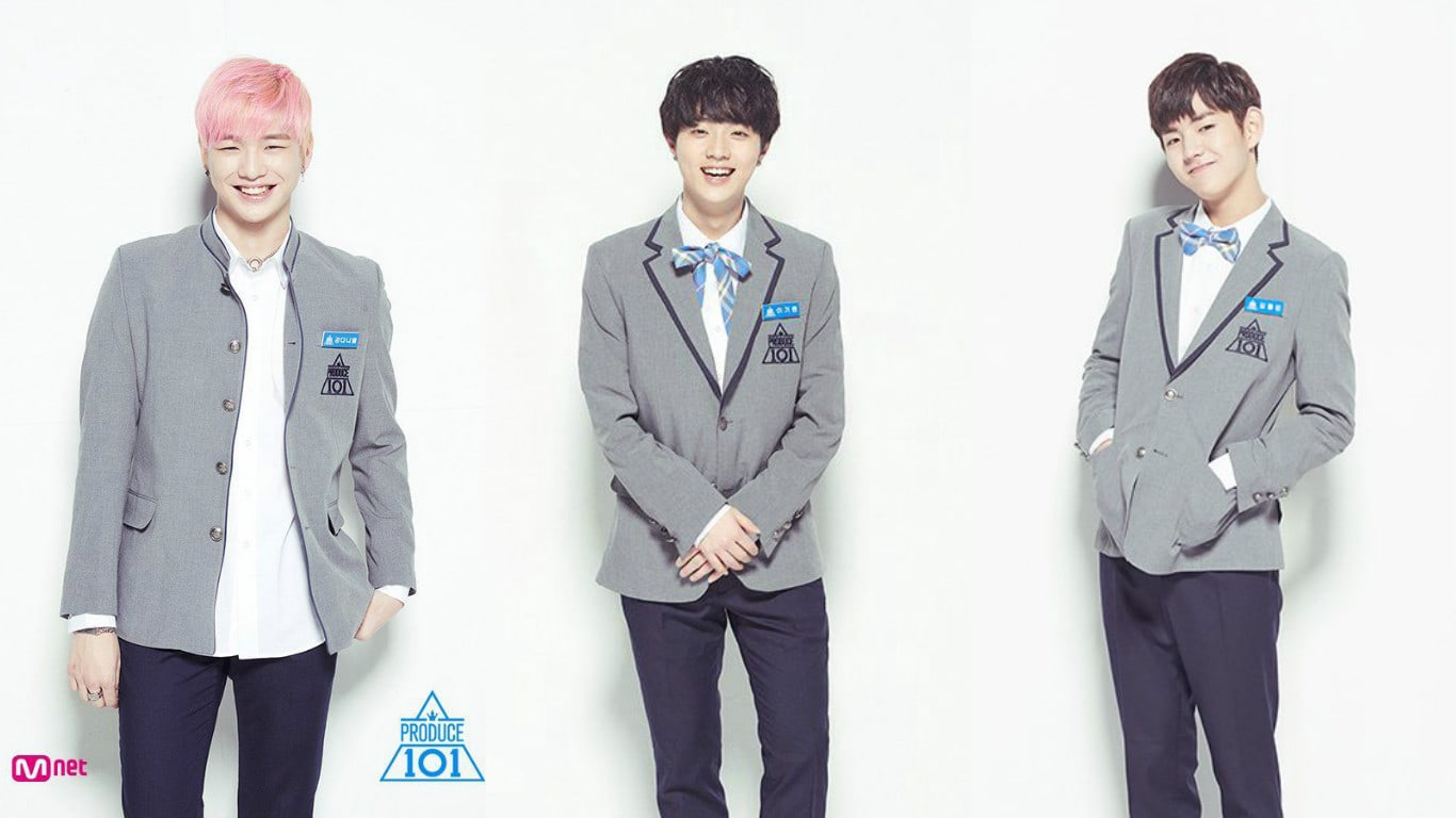 "Kang Daniel, Lee Ki Won, And Kim Dong Bin Apologize For Influencing Concept Selection Unfairly On ""Produce 101 Season 2"""