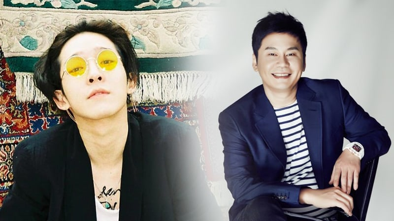 Nam Tae Hyun Responds To Yang Hyun Suk's Support For His Band's New Release