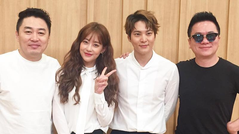"Joo Won And Oh Yeon Seo Dish On Why Their Friendship Came Easily For ""My Sassy Girl"""