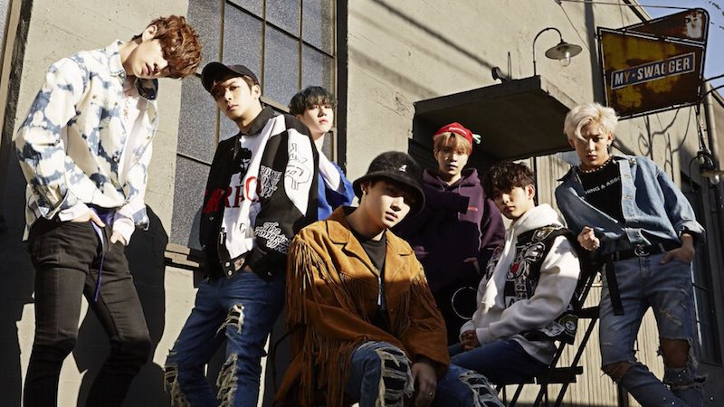 "GOT7 Tops Charts With New Japanese Single ""My Swagger"""