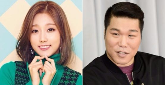 Lovelyz Yein Seo Jang Hoon