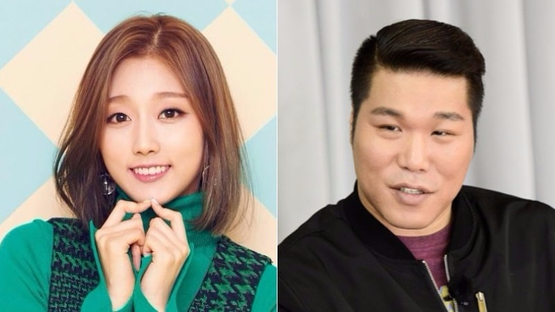 Lovelyzs Yein Shares Interesting Part Of Her Childhood That Even Led Her To Meet Seo Jang Hoon