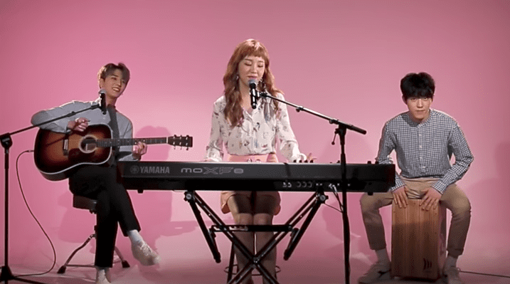 Baek A Yeon Sings Her Musical Career In 100 Seconds With Help From DAY6s Young K And Dowoon