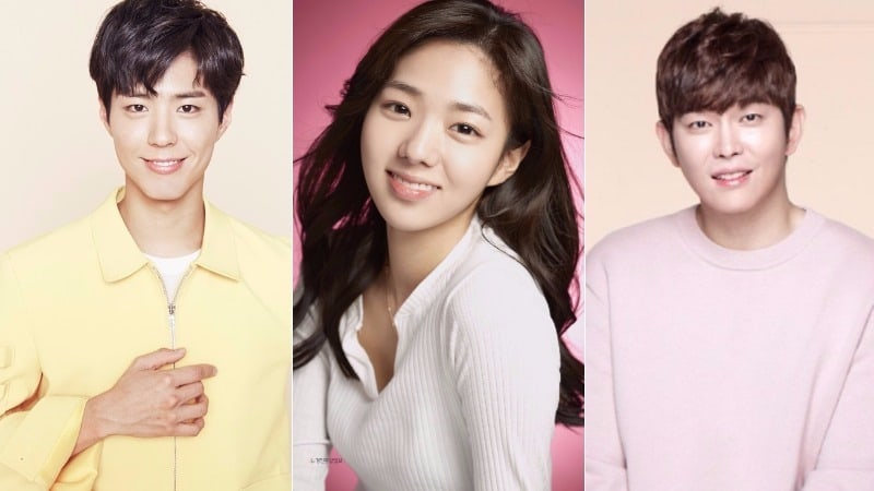 Chae Soo Bin Talks About Working With Yoon Kyun Sang And Is Asked To Choose Between Him And Park Bo Gum