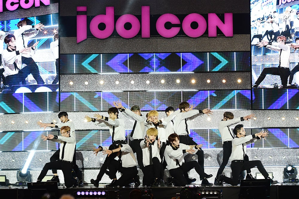 Mnet's Idolcon Day 2 Features Performances From Oh My Girl, Block B's Bastarz, PENTAGON + Mini Fan Meetings And More!