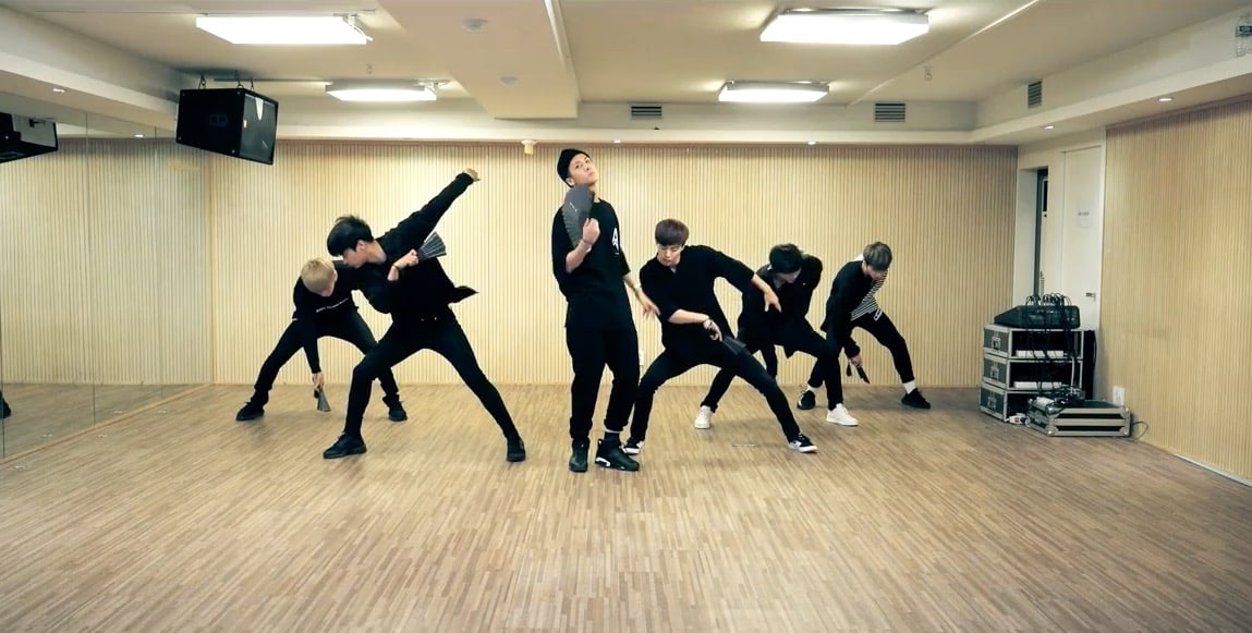 "Watch: VIXX Showcases Beautiful Choreography For ""Shangri-La"" In Dance Practice Video"