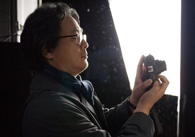 Park Chan Wook Talks About The Future Of Korean Film In Cannes Interview