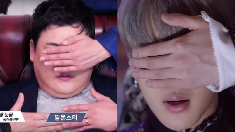 Watch: SNL Korea 9 Hilariously Parodies BTSs Blood, Sweat Tears And More