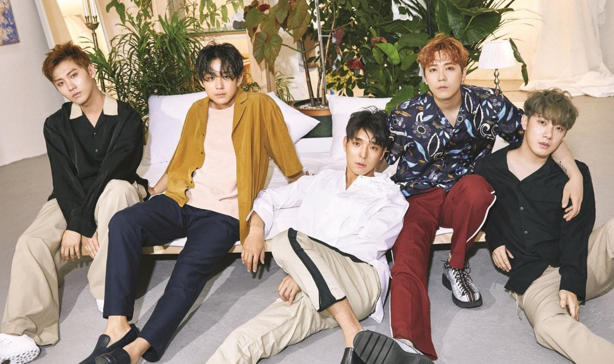 """Watch: FTISLAND Drops MV For Remake Of Debut Song """"Love Sick"""" From Upcoming 10th Anniversary Album"""