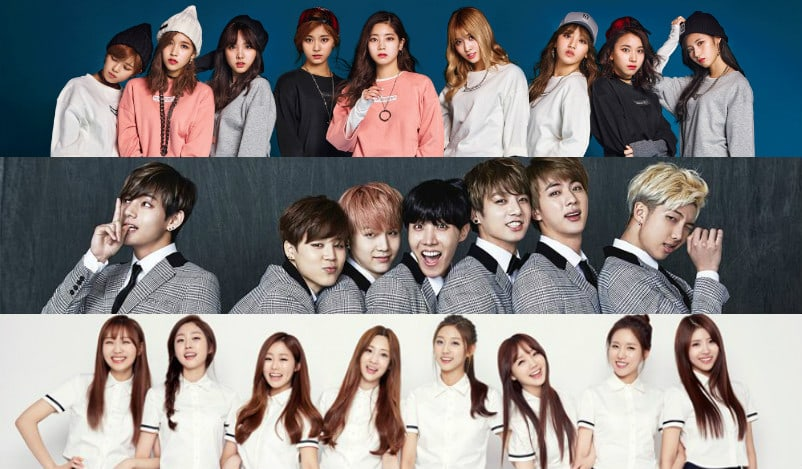 May Idol Group Brand Reputation Rankings Revealed