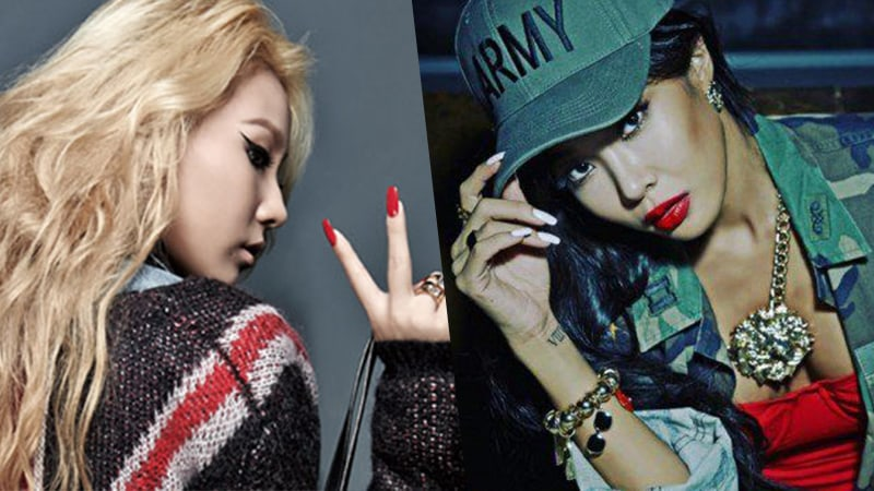 7 Badass Female K-Pop Artists Who Fearlessly Express Themselves | Soompi