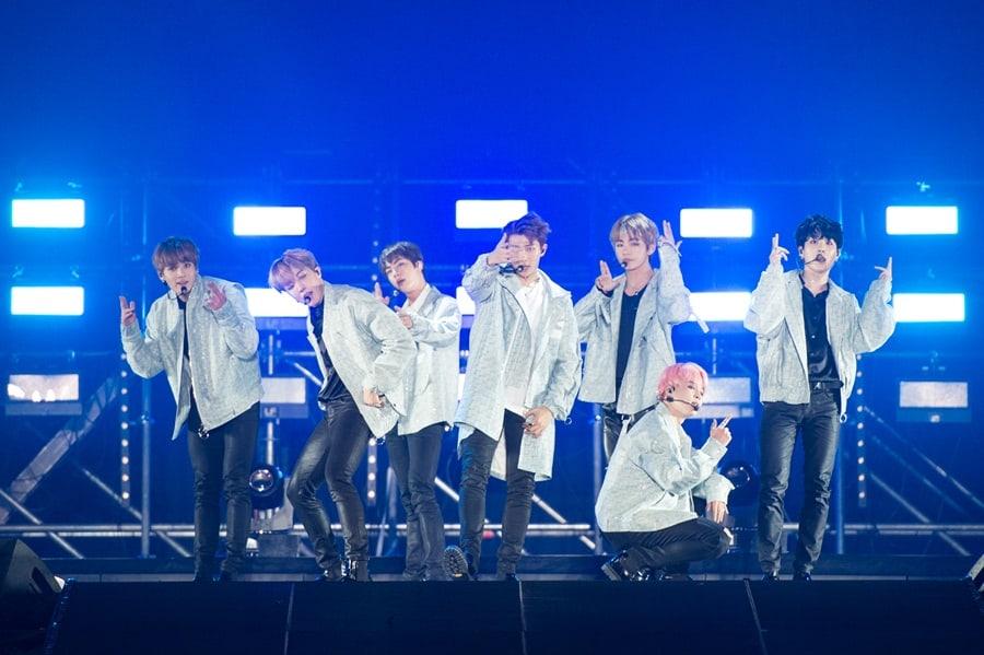 BTS Hits New Twitter Milestone Of 6 Million Followers