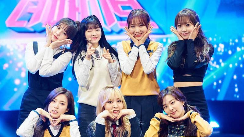 Idol Drama Operation Team Reveals Project Girl Groups Title Track Trailer
