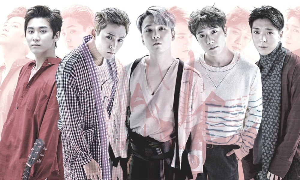 FTISLAND Releases Detailed Schedule Ahead Of 10th Anniversary Album
