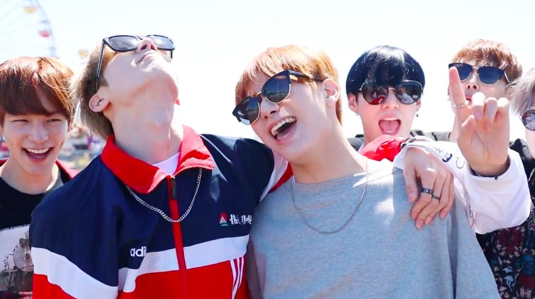 Watch: VICTON Takes You Along On Their Trip To California In Just Come MV